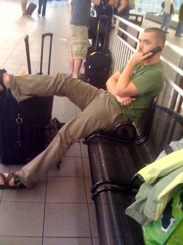 Airport DILF